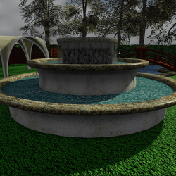 Water Fountain-Proj01