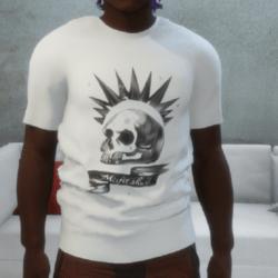 LIS Misfit Skull Tee