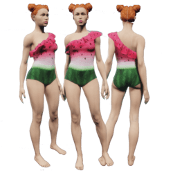 Tropical Taste Swimsuit