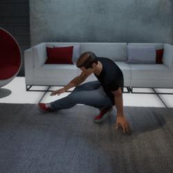 Breakdance 1 (Male) - Abra