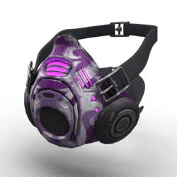 Scifi filter mask (female)