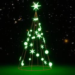 Light Christmas Tree  Green  Set