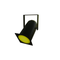 Yellow Par Can