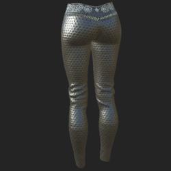 Ucci pants gray