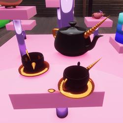 Unicorn Tea Set