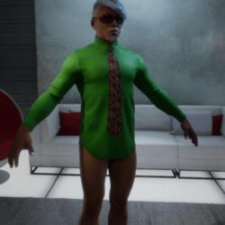 XmasShirt_Tiel_Green