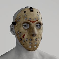 Jason's Mask