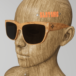 Womens woody sunglasses