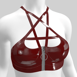 Top Lilith Vinyl Red 2.0