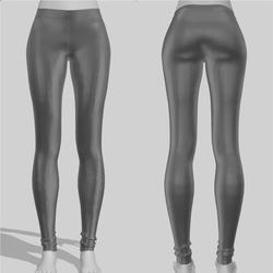 Leggings Maddy Gray