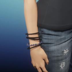 Stylized Bracelet