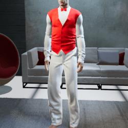 Tuxedo #4