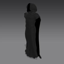 Elven Wizard Costume V1 1 of 2 garmets