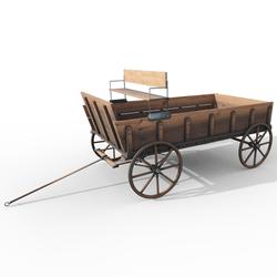 West wagon