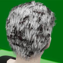 Male Hair Demo (TM)