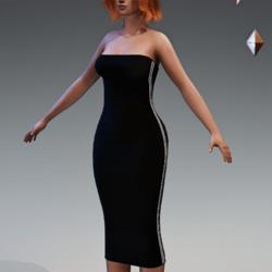 Midnight Dress - Av 2.0