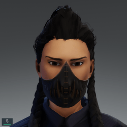 War Mask2