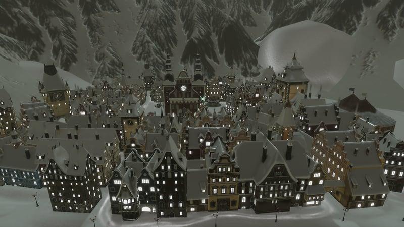 MAGICAL CHRISTMAS TOWN