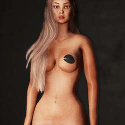 Ava - Fully Rigged Mesh Avatar!