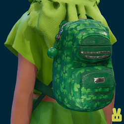 small clover backpack