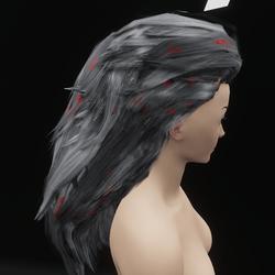 Flowing Hair Demo (TM)
