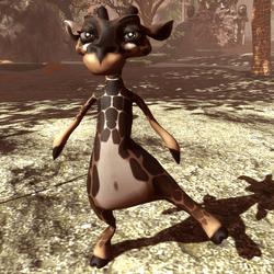 Giraffe Avatar