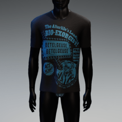 BioExorcist T-Shirt Black