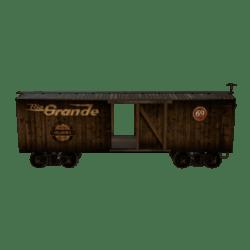 Western Rail Boxcar