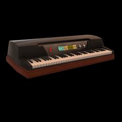 Retro Organ