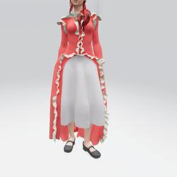 1700 Style Dress (TM)