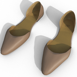 Traiana - Woman Shoes - Almond