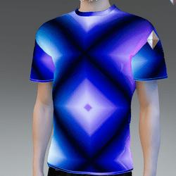 Male - X-Glow-Animated T-Shirt