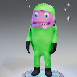 JellyBean - OneZee Green
