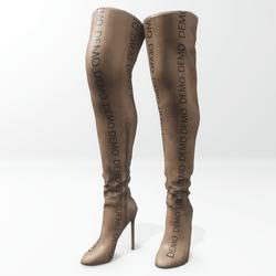 """""""Alina - Daisy"""" and Nicci avatar boots - demo"""