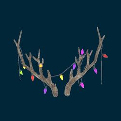 Christmas AntlersM