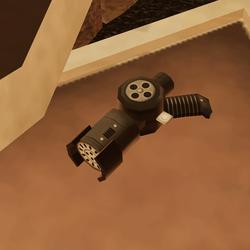 Scatter Pistol
