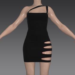 Free Little Black Dress by ACpixl