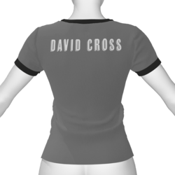 18TH ANNUAL SF SKETCHFEST T-Shirt - David Cross (Female)