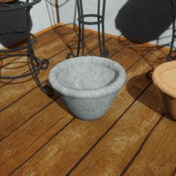 Pot Stone