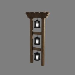 Lanterns Wood