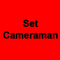 Camera - Set Cameraman