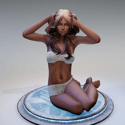 Sexy Model pose 6