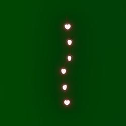 Heart String Lights (TM)