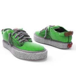 DemiGodSneaker NeonGreen