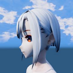 Anime Kihara Hair Short v2