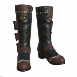 SteampunK Boots Female