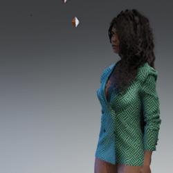 Woman Blazer #1