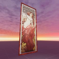 Vient de Paraitre Documents Decoratifs Alphonse Mucha