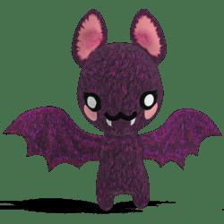 Halloween Vampire Bat Shoulder Pet