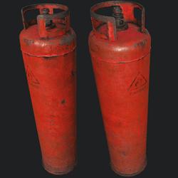 Propane Gas Cylinder 2B